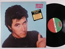 BRYAN FERRY These Foolish Things ATLANTIC LP VG+ promo *
