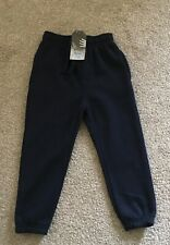 Boys navy Joggers Trousers Size 3-4 years Primark