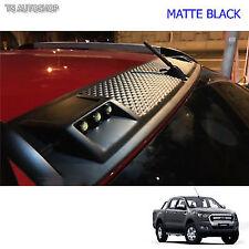 Light Leds Cap Front Roof Spoiler For Ford Ranger Pickup Wildtrak Ute 2012 2018