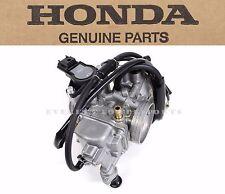 New Genuine Honda Carburetor Assembly 01-03 TRX500 Rubicon 500 OEM Carb #T15