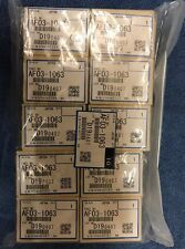 New RICOH AF03-1063 Feed Rollers -  Lot of 10