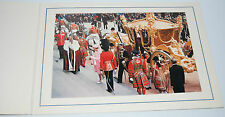 Royal Christmas Card Prince Philip Signed & autographed Signed & autographed