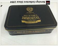 Richmond Hall Of Fame & Immortals Card Tin Set (129 + M. Richardson Signature)