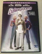 Galaxy Quest (Dvd, 2000, Widescreen) Tim Allen, Sigourney Weaver