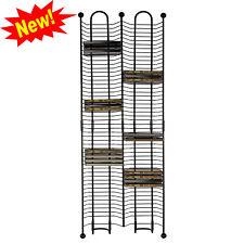 100-Cd Tower Storage Media Rack Shelf Stand Organizer Multimedia Holder