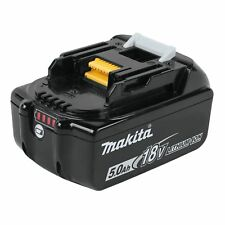 Makita BL1850B 18 Volt LXT Impact Resistant Charging Lithium Ion 5.0Ah Battery