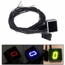 Universal Motorcycle Bike Digital Gear Indicator LED Display Shift Level