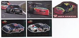 1994-95 Assets DIE-CUTS  #DC5 Dale Earnhardt BV$15! ONE CARD ONLY!