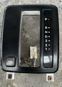 HOLDEN VY VZ Automatic Shifter Surround / Casing BLACK - COMMODORE Berlina GM