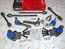 2WD 10PCS Fit 99-06 Chevy Silverado 1500 Sierra 1500 Suspension & Steering Kit