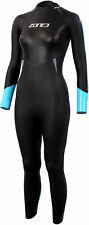 Zone3 Advance Womens Wetsuit - Black XS