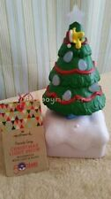 Hallmark 2015 Wireless Peanuts Gang Christmas Light Show Woodstock Tree
