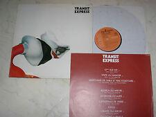TRANSIT EXPRESS Same FRENCH PROG-ART-JAZZROCK 1977