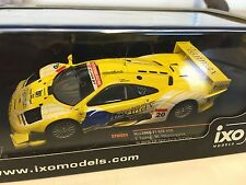 McLaren F1GTR Super GT500 Fuji 2005 1:43 IXO  RALLYE-GTM093