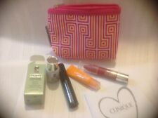 Clinique Bonus Gift Set/4-Items+Cosm Bag/HOLIDAYS/BIRTHDAY/Mothers da Gift/Party