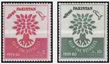 Timbres Pakistan 113/4 ** lot 22397
