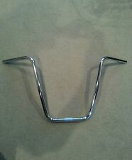 """NEW CHROME  DYNO STYLE BICYCLE  HANDLE BARS 16"""" (22.2mm) ape hanger type"""