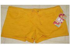 Juniors Knit Elastic Waist Shorts