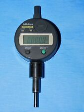 MITUTOYO ABOLUTE ID-S1012EB DIGITAL INDICATOR GAUGE USED  *EXCELLENT CONDITION*