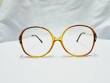 Vtg 80s Oversized Womens Christian Dior glasses Optyl 2511 Eyeglasses frames