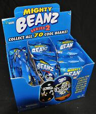 Sealed Mighty Beanz Series 2 Retail Box -24 Beanz Sealed Packs of 2 Beanz -2003