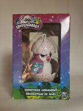 Hatchimals ~ Spin Master ~ Pink and White Christmas Ornament New