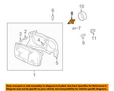 GM OEM-Headlight Headlamp Bulb 16524326