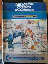 Commodore 64 Nevada COBOL with CP/M module