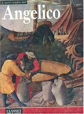 L'OPERA COMPLETA DELL'ANGELICO RIZZOLI 1970 I° E.D CLASSICI DELL'ARTE 38 MORANTE