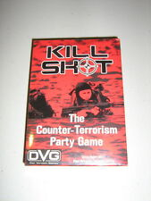 Kill Shot: The Counter-Terrorism Party Game (New)