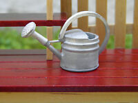 Miniature Dollhouse FAIRY GARDEN Accessories ~ Tin Watering Can ~ NEW