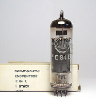Valvo / Siemens E84L / 7320 Audio Tube, Professional EL84 for V81, NOS