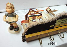 M I Hummel Goebel 2004 Bavarian Village Plaque Musik Please 2108A COA-NEW In Box