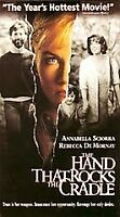 The Hand That Rocks the Cradle (VHS, 1992)