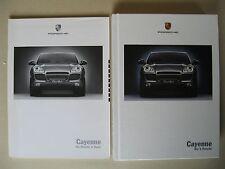 Prospecto +Precios Porsche Cayenne S y Turbo 9PA 1. Serie Modelos 2003 alemán