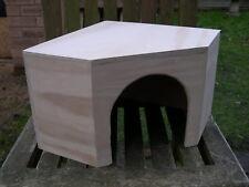 "12"" x 12"" x 8""  Corner Rabbit / Guinea Pig / Small Animal Play House / Hide"