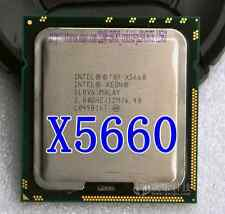Intel Xeon X5660 / 2.8GHz / 12MB / 2800MHz (SLBV6) 1366 Desktop Processor