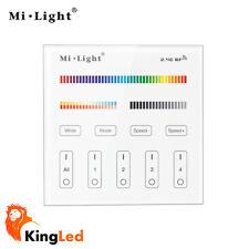 Controller da Muro WiFi RGB+CCT 4 Zone Mi-Light Panel Controller B4 Cod 2206