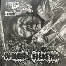 Double Homicide Split 12 Inch DJ Quest Go Like This NEW!