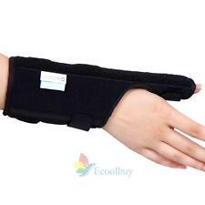 Wrist Support Hand Brace Band Sport Thumb Splint Arthritis Sprain Strap Cloth