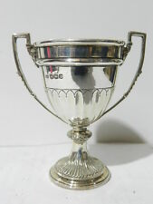 ANTIQUE 925 STERLING SOLID SILVER TROPHY CUP NOT INSCRIBED SMALL