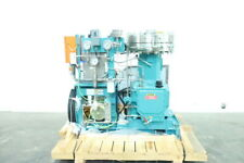 Howden D 123 Lc 2 T1 Vertical Recycle Gas Diaphragm Compressor