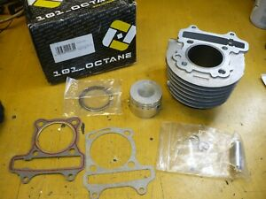 kit complet cylindre piston chinois gy27395 kymco sym baotian gy6 125 cc 152qmi