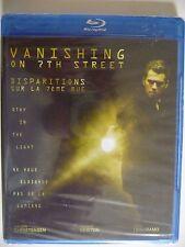 NEW/SEALED - Vanishing on 7th Street (Blu-ray Disc, 2011, Canadian)