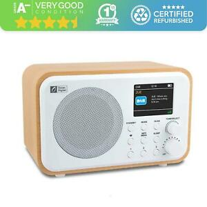 Ocean Digital Radio Portable DAB by DK336 +/DAB/FM with Rechargeable Battery