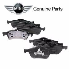 For Mini Cooper 2002-2008 Pair Set of Front & Rear Brake Pads Genuine