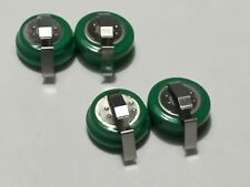 2 PAIR AS PICTURED REPLACEMENT BATTERIES FIT TV EARS +, 2.3 MHz, 95 kHz