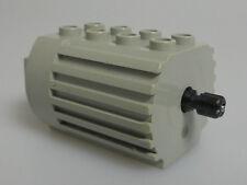 LEGO ® technic moteur 4,5v vieux gris clair 6216m2 8700 8050 8054 8055 volts