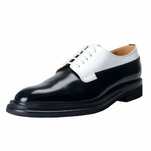 Church's English Shoes Women's Polished Leather Oxfords Shoes Sz 8 9 10