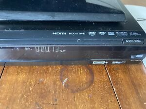 Panasonic DMR-EX773EB-K DVD Recorder, MULTI REGION with FREEVIEW & 160GB HDD.